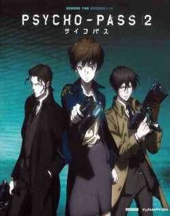 Psycho-Pass 2: Season 2 (Blu-ray/DVD)
