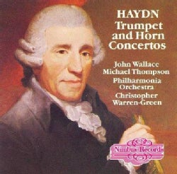 J Wallace/M Thompson - Haydn: Trumpet & Horn Concertos