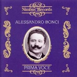 Alessandro Bonci - Prima Voce