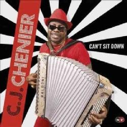 C.J. Chenier - Can't Sit Down
