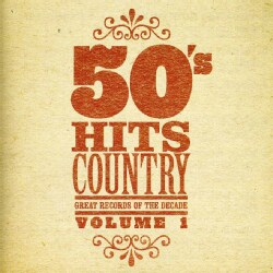Various - 50's Hits Country