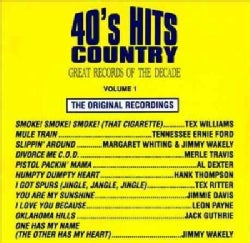 Various - 40's Hits Country