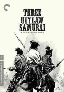 Three Outlaw Samurai (DVD)