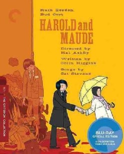 Harold And Maude (Blu-ray Disc)