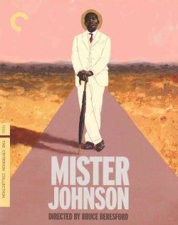 Mister Johnson (Blu-ray Disc)