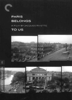 Paris Belongs To Us (DVD)