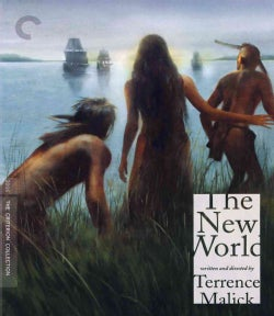 The New World (Blu-ray Disc)