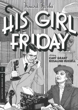 His Girl Friday (DVD)