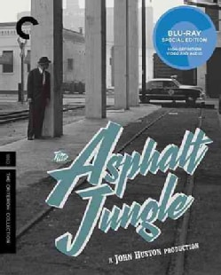 The Asphalt Jungle (Blu-ray Disc)