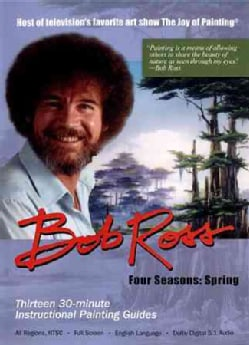 Bob Ross: The Joy of Painting: Spring Collection (DVD)