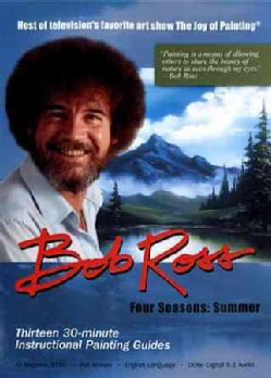 Bob Ross: The Joy of Painting: Summer Collection (DVD)