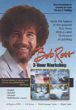 The Joy Of Painting: 3-Hour Workshop (DVD)