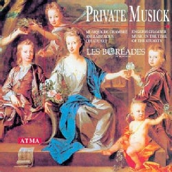 Various - English Chamber Music in The time of The Stuarts