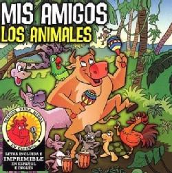Family & Friends Monita - Mis Amigos Los Animales