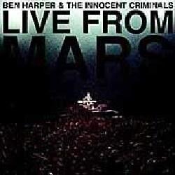 Ben Harper - Live from Mars