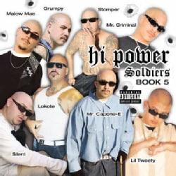 Various - Hi Power Book 5 (Parental Advisory)