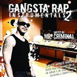 Various - Gangsta Rap Instrumentals 2