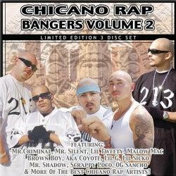 Various - Chicano Rap Bangers Volume 2 (Parental Advisory)