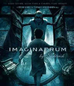 Imaginaerum By Nightwish (Blu-ray/DVD)