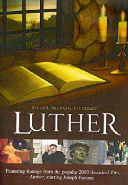 Luther: His Life, His Path, His Legacy (DVD)