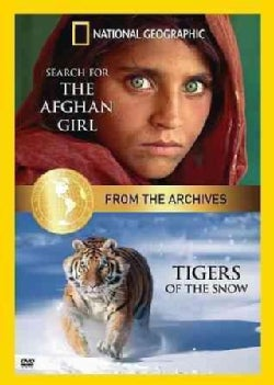 From The National Geographic Archives: Tigers Of The Snow And Search For The Afghan Girl (DVD)