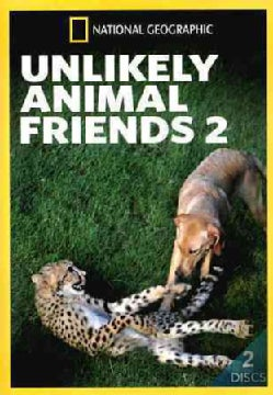 Unlikely Animal Friends 2 (DVD)