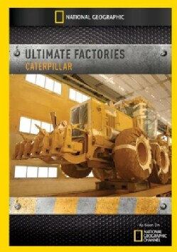 Ultimate Factories: Caterpillar (DVD)