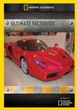 Ultimate Factories: Ferrari (DVD)