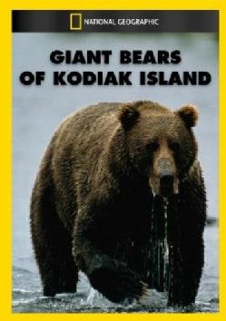 Giant Bears of Kodiak Island (DVD)