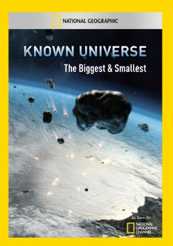 Known Universe: Biggest And Smallest (DVD)