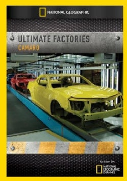 Ultimate Factories: Camaro (DVD)