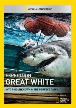 Expedition Great White: Into The Unknown (DVD)