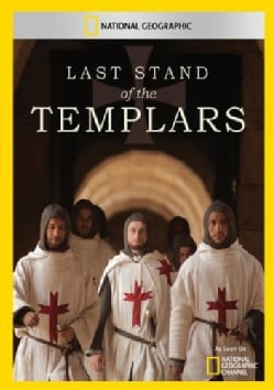 Last Stand Of The Templars (DVD)