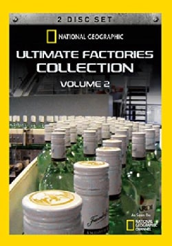 Ultimate Factories Collection Vol. 2 (DVD)