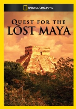 Quest For The Lost Maya (DVD)