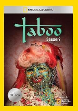 Taboo Season 9 (DVD)