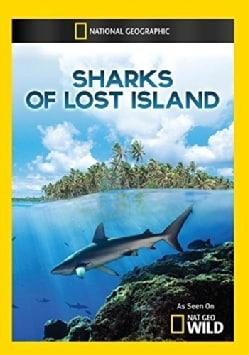 Sharks of Lost Island (DVD)