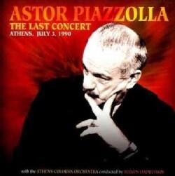 Astor Piazzolla - The Last Concert