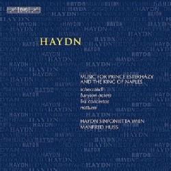 Haydn Sinfonietta Wien - Haydn: Music For The Prince Esterhazy & The King Of Naples