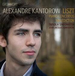 Alexandre Kantorow - Liszt: Piano Concertos