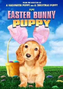 An Easter Bunny Puppy (DVD)