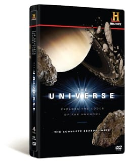 The Universe: The Complete Season 3 (DVD)