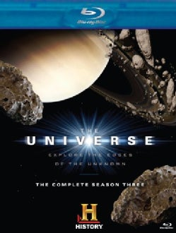 The Universe: The Complete Season 3 (Blu-ray Disc)