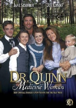 Dr. Quinn, Medicine Woman: Complete Season Six (DVD)