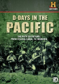 D-Days In The Pacific (DVD)