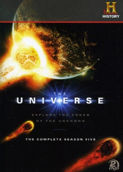 The Universe: The Complete Season 5 (DVD)