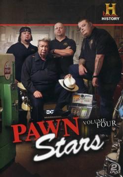 Pawn Stars: Volume 4 (DVD)