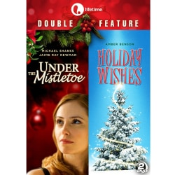 Double Feature: Under the Mistletoe & Holiday Wishes (DVD)