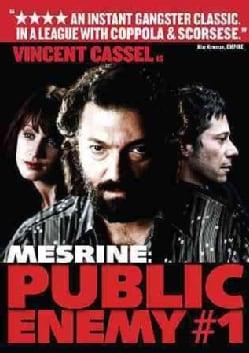 Mesrine: Public Enemy #1 (Part 2) (DVD)