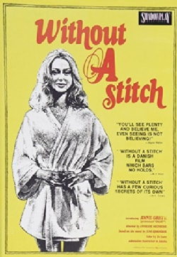 Without A Stitch (DVD)